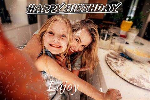 Happy Birthday Lajoy
