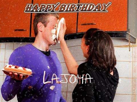 Happy Birthday to You Lajoya