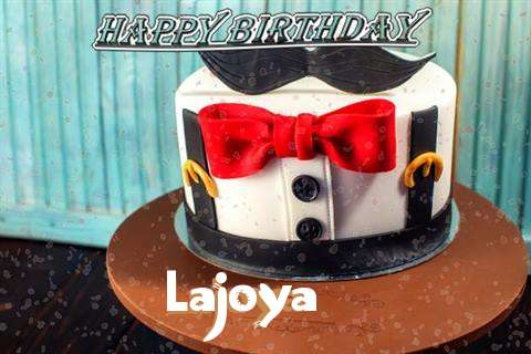 Happy Birthday Cake for Lajoya