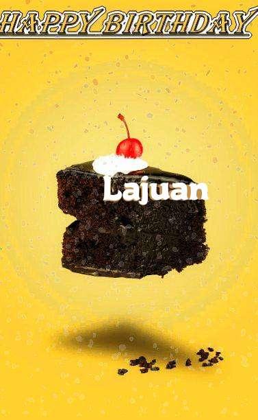Happy Birthday Lajuan