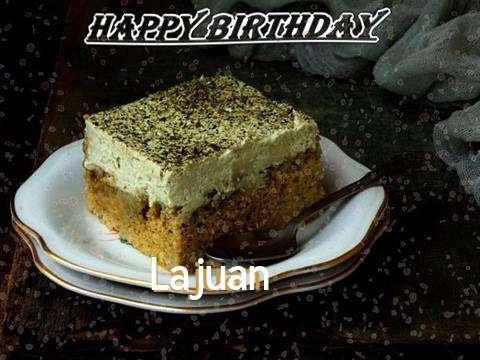 Lajuan Birthday Celebration