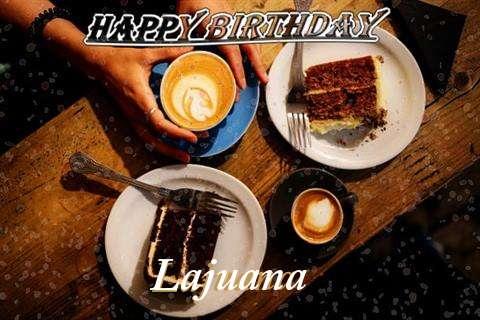 Happy Birthday to You Lajuana