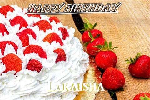 Birthday Wishes with Images of Lakaisha