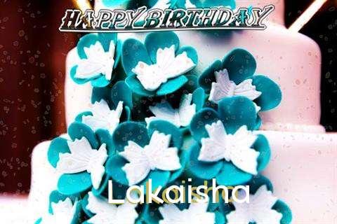 Lakaisha Cakes