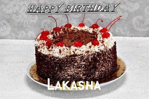 Birthday Wishes with Images of Lakasha