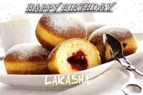 Happy Birthday Wishes for Lakasha