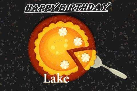 Lake Birthday Celebration