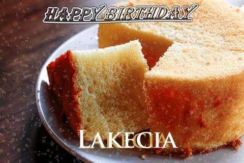 Lakecia Birthday Celebration