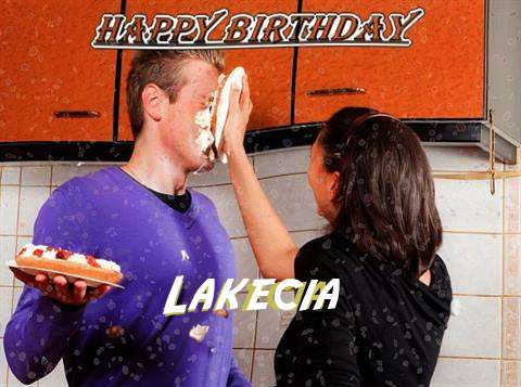 Happy Birthday to You Lakecia