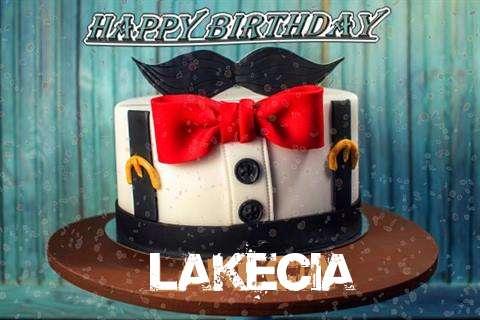 Lakecia Cakes