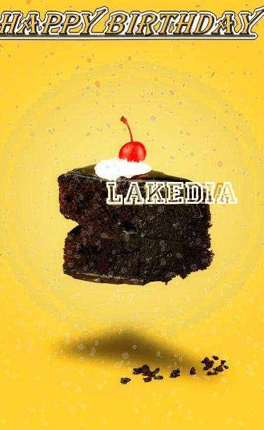 Happy Birthday Lakedia