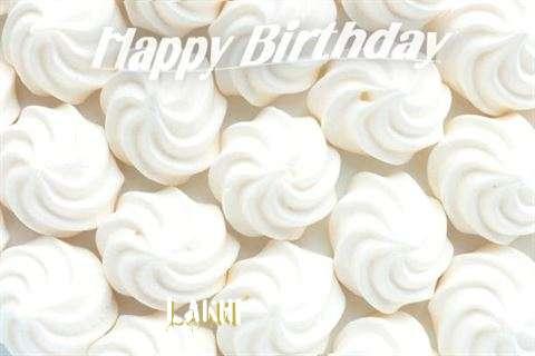 Lakhi Birthday Celebration