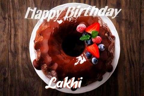 Wish Lakhi