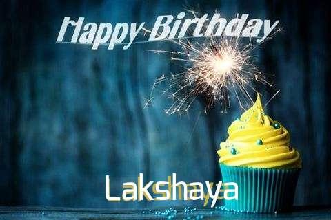 Happy Birthday Lakshaya Cake Image