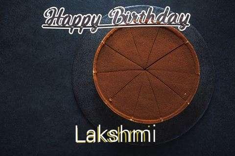 Happy Birthday to You Lakshmi