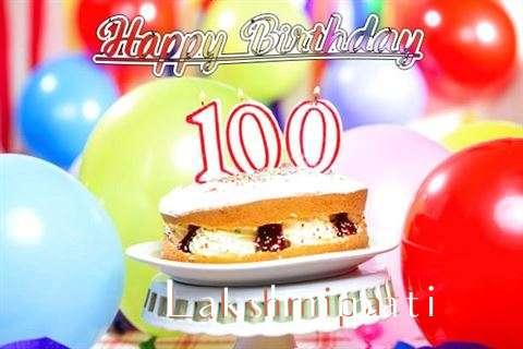 Happy Birthday Lakshmipati