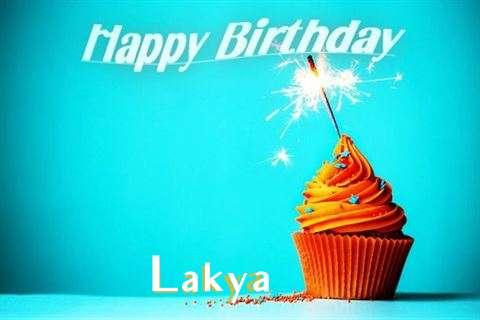 Birthday Images for Lakya