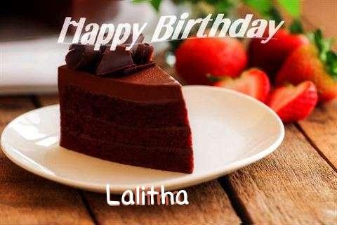 Wish Lalitha