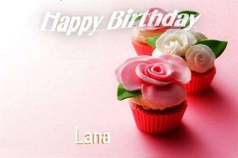 Wish Lana