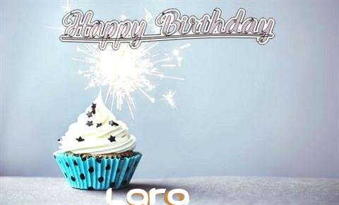 Happy Birthday to You Lara