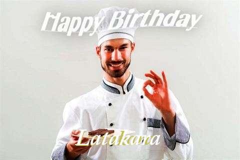 Happy Birthday Latakara