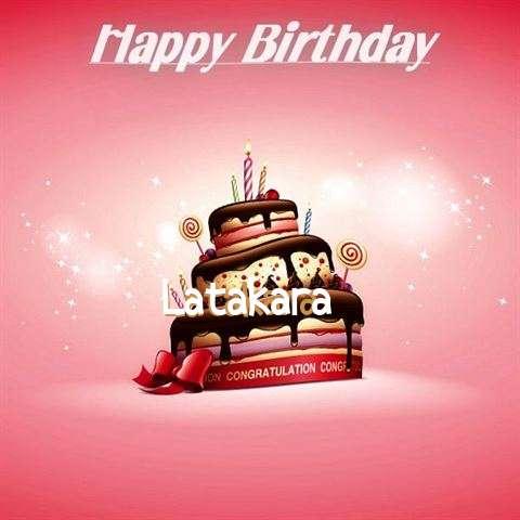 Birthday Images for Latakara