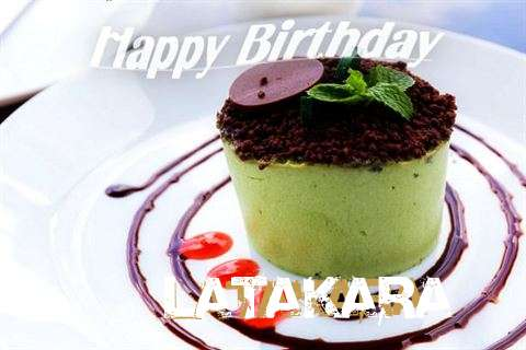 Happy Birthday to You Latakara