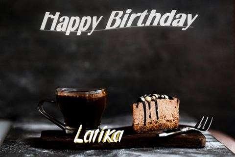 Happy Birthday Wishes for Latika