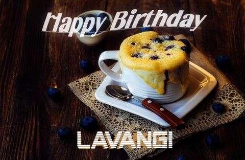 Happy Birthday Lavangi
