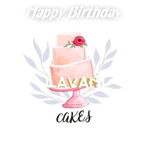 Birthday Images for Lavani
