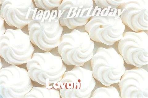 Lavani Birthday Celebration