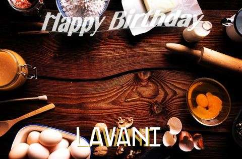 Happy Birthday to You Lavani