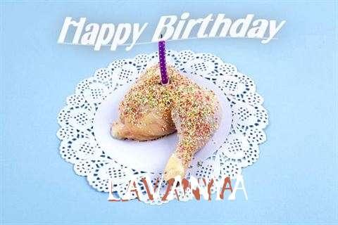 Happy Birthday Lavanya