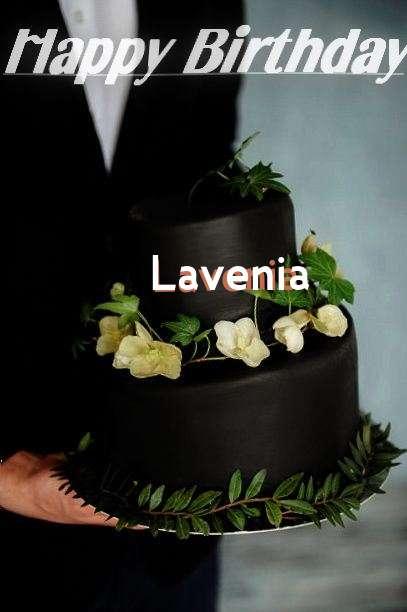Lavenia Birthday Celebration