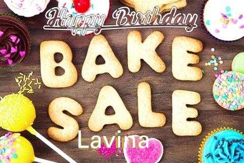 Happy Birthday Lavina
