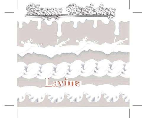 Lavina Birthday Celebration