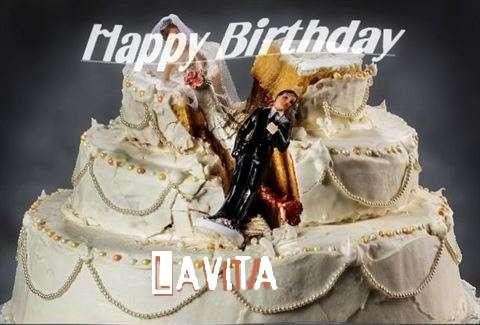 Happy Birthday to You Lavita