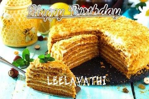 Birthday Wishes with Images of Leelavathi
