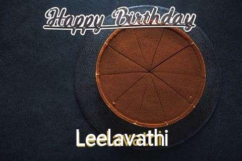 Happy Birthday to You Leelavathi