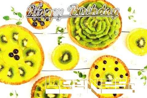 Happy Birthday Leenesh Cake Image