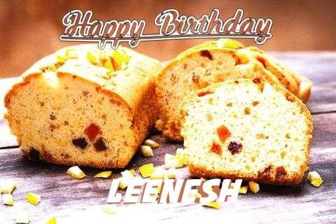 Birthday Images for Leenesh