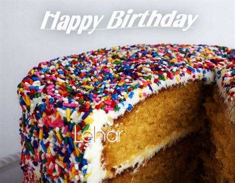 Happy Birthday Wishes for Lehar