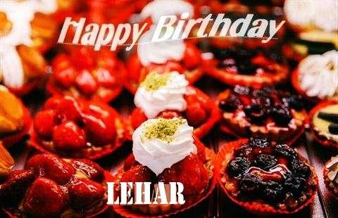 Happy Birthday Cake for Lehar