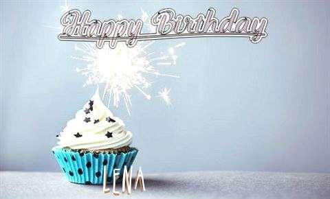 Happy Birthday to You Lena