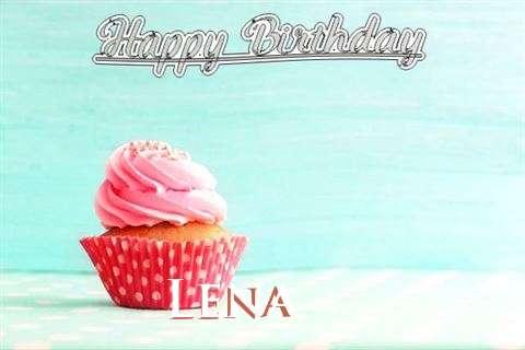 Lena Cakes