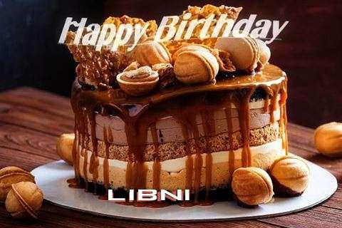 Happy Birthday Wishes for Libni