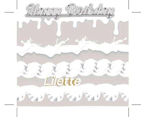 Lilette Birthday Celebration