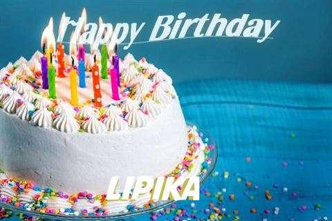 Happy Birthday Wishes for Lipika