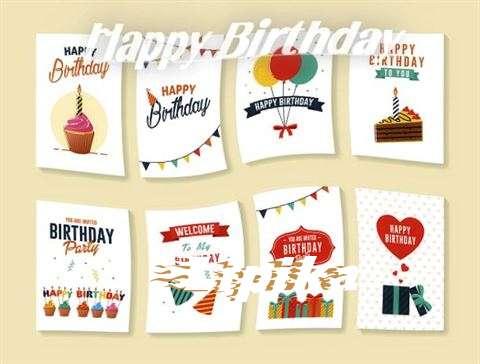 Happy Birthday Cake for Lipika