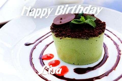 Happy Birthday to You Lisa